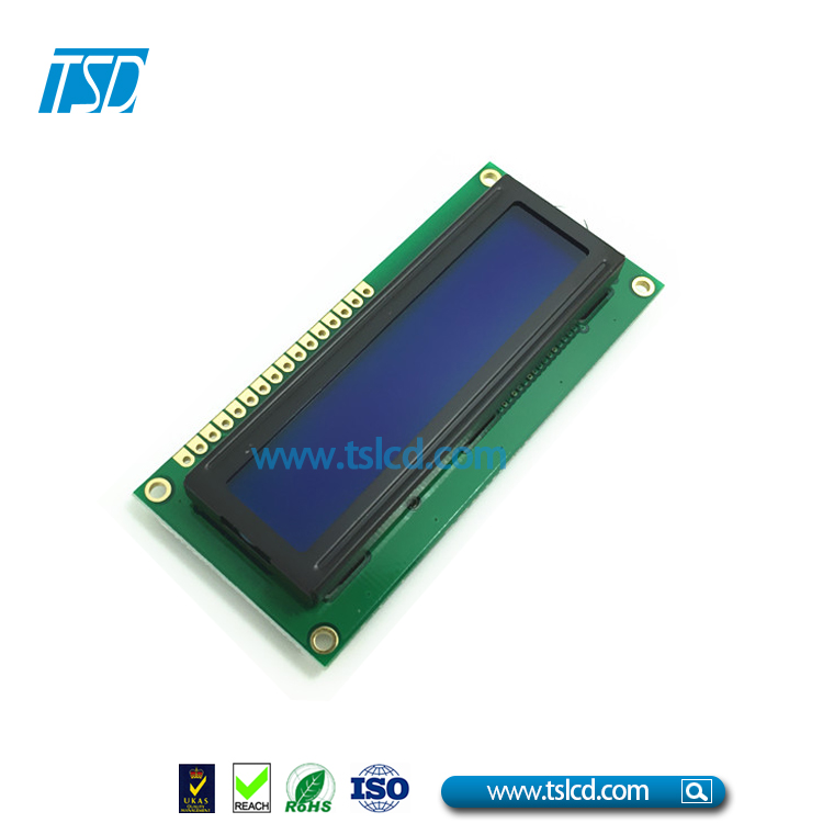 16x2 lcd module without backlight
