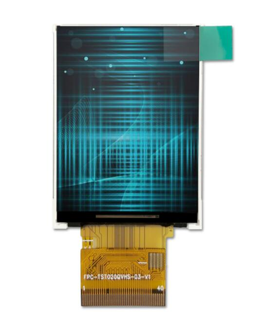 TST020QVHS-03 TSD 2.0inch TFT