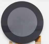 round lcd display