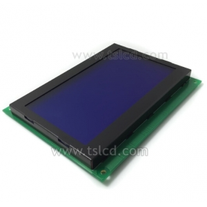 256x128 STN graphic cob lcd with backlight