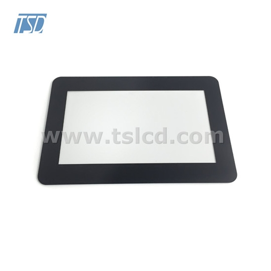 cover lens 5'' tft display
