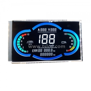 Electric Motor VA type LCD panel with super wide temperature-30-+80