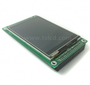3.2inch TFT with PCB touch controller