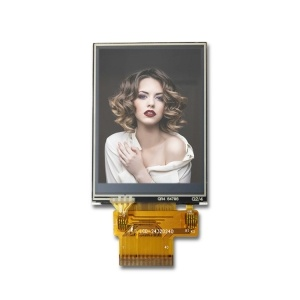 ZIF FPC connector 2.4inch 240x320 TFT lcd display with RTP