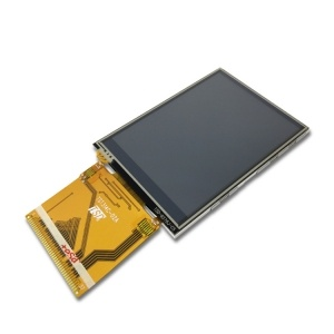 Color TFT 3.2 inch 240x320 LCD display with Resistive touch panel