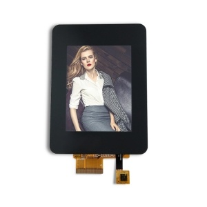 RGB Vertical stripe 3.2inch 240x320 TFT LCD with CTP