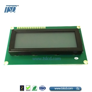 Hot item 20x4 STN-YG character lcd with backlight