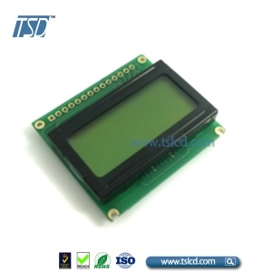 8x2 character lcd module