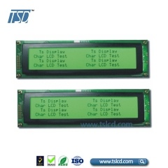 Professional 40x4 character lcd module Supplier In China