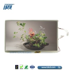 Hot-selling with RTP 10.1 inch 1024*600 TFT LCD screen China