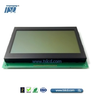 2016 Special item FSTN 256x128 graphic lcd module
