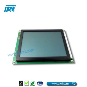 160x128 Dots COB Graphic Mono LCD Module with IC T6963C