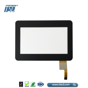 AR,AG,AF coating 4.3'' tft lcd screen 500cd/m2 with CTP