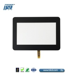 sunlight readable 4.3'' tft display with AR coating