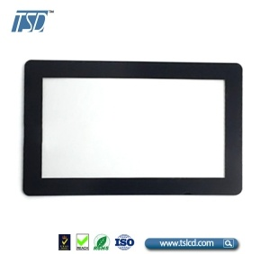CTP with cover lens for 7inch TFT lcd module