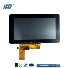 Sunlight readable 7inch tft lcd with AR coating