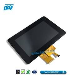 5'' tft LCD screen with CTP