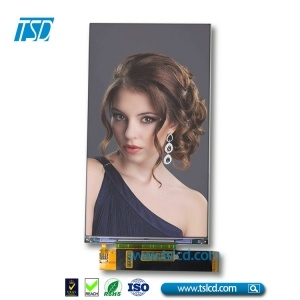 5.5'' IPS TFT LCD Display with 720x1280 dots with MIPI interface