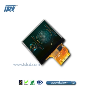Best 1.3 inch square TFT lcd for small watch