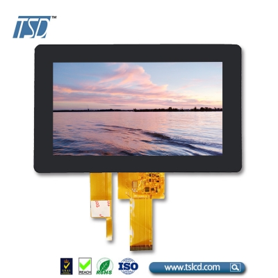 10.1inch color TFT 1280*800 res IPS