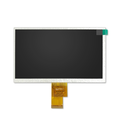 1000nits 800×480 resolution 7 TFT LCD