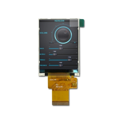 2.4 inch transflective TFT lcd display