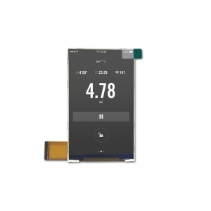 3.97 inch 480x800 resolution TFT LCD display with RGB interface